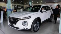 """Qua Tết, giá phụ kiện của Hyundai Santa Fe 2019 """"bình ổn"""" ở mức 50 triệu đồng"""