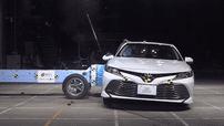 Toyota Camry 2019 sắp về Việt Nam nhận 5 sao an toàn ASEAN NCAP