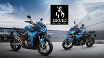 Druid Sorcerer - Xe Sport Touring điện tích hợp trí thông minh nhân tạo