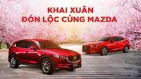 Mazda Việt Nam khai xuân với chương trình khuyến mãi giảm giá một loạt mẫu xe