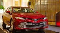 Toyota Camry 2019 được lắp ráp hay nhập khẩu từ Thái Lan vẫn là một ẩn số