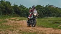 Toàn cảnh buổi chạy thử xe đầu tiên của Royal Enfield Himalayan tại bãi off-road chuyên nghiệp ở Hà Nội