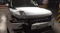 Người đâm tử vong đôi nam nữ đi xe Vespa rồi bỏ trốn tại Hà Nội là tài xế lái Range Rover