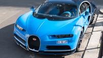 Không phải nhà giàu Trung Đông, siêu xe Bugatti Chiron Sport đầu tiên lăn bánh trên thế giới là ở Pháp