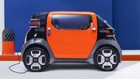 Citroen Ami One - Mẫu xe điện concept tí hon dành cho 2 người với tốc độ tối đa 45 km/h