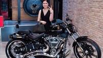 Người vợ Hải Phòng lên Hà Nội mua xe Harley-Davidson Breakout 114 tặng chồng khiến nhiều người ghen tị