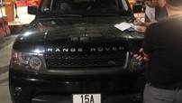 SUV hạng sang Range Rover bị ném đá vỡ kính chắn gió trên cao tốc Hạ Long - Hải Phòng