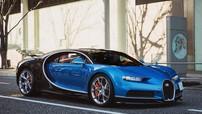 Diện kiến chiếc Bugatti Chiron có các trang bị tùy chọn trị giá 1 triệu USD, bao gồm cả màu sơn đắt nhất thế giới