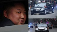 """Điểm danh 3 chuyên xa hàng """"khủng"""" của Chủ tịch Triều Tiên Kim Jong-Un"""