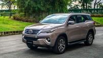 Toyota Fortuner đứng trước ngưỡng cửa chuyển sang lắp ráp trong nước