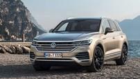 Volkswagen Touareg V8 TDI tái định nghĩa về sự đồ sộ và sức mạnh của xe SUV