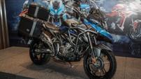 Bốn mẫu mô tô Zontes ZT310 đồng loạt độ bộ Đông Nam Á: Thiết kế đẹp, giá khởi điểm 113 triệu đồng