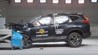 Honda CR-V 2019 an toàn hơn cả Mercedes-Benz G-Class tại trời Âu