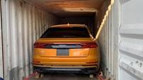 Sau cùng, SUV hạng sang Audi Q8 2019 cũng có chiếc đầu tiên cập bến Việt Nam và đã có chủ