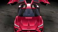 Italdesign DaVinci - Mẫu coupe với thiết kế cửa cánh chim ấn tượng sẽ hiện diện ở Geneva 2019
