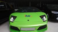 Đánh giá nhanh siêu xe Lamborghini Murcielago LP640 Verde Ithaca độc nhất vô nhị tại Việt Nam