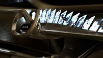 Mẫu xe điện concept mới của Kia có tới... 21 màn hình trên mặt táp-lô