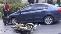 Vụ thiếu niên chạy lấn làn đâm vào đầu Honda City rồi bị xe khách cán tử vong tại Sapa: 2 tài xế ô tô bị bắt đền 400 triệu đồng