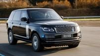 Range Rover Sentinel 2019 - SUV hạng sang có lớp bọc thép và kính chống đạn nặng hơn 1 tấn