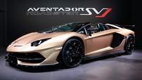 Lamborghini Aventador SVJ Roadster chính thức ra mắt, 800 chiếc được sản xuất, giá bán 13,32 tỷ đồng