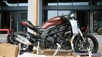 """Benelli 502C - """"Tiểu Ducati Diavel"""" được nghi là đã có mặt tại Việt Nam"""