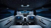 Rolls-Royce Phantom Tranquility - Xe siêu sang ứng dụng công nghệ của thiên thạch và cảm hứng từ vũ trụ