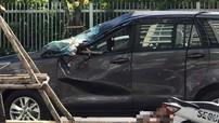 TP.HCM: Người đàn ông ngoại quốc rơi từ tầng 49 xuống mui xe ô tô, tử vong tại chỗ