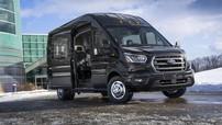 Ford Transit 2020 ra mắt với trang bị động cơ hoàn toàn mới
