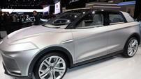 Arcfox ECF - Mẫu concept SUV điện được thiết kế bởi cựu giám đốc Volkswagen Group