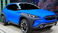 Subaru Viziv Adrenaline - Concept crossover đầy sức trẻ, táo bạo và có khả năng off-road tốt