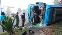 2 vụ tai nạn giao thông nghiêm trọng xảy ra vào rạng sáng mùng 1 khiến 9 người thương vong
