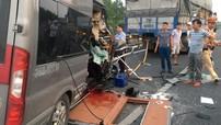 Cùng 1 chiếc xe khách 16 chỗ, trong chưa đầy 50 ngày gặp 2 vụ tai nạn chết người