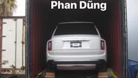 Rolls-Royce Cullinan 2019 đầu tiên đặt chân đến Việt Nam, không phải xe chính hãng