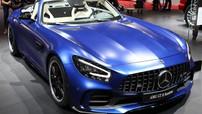Mercedes-AMG GT R Roadster trình làng - Xe thể thao mui trần hạng sang giới hạn sản xuất 750 chiếc