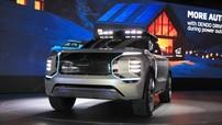 Cận cảnh xe SUV Mitsubishi Engelberg Concept với thiết kế như Outlander đến từ tương lai