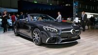 Mercedes-Benz SL chào vĩnh biệt thị trường bằng mẫu SL 500 Grand Edition