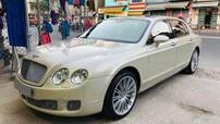 Xe siêu sang Bentley từng một thời là niềm mơ ước của đại gia Việt được rao bán chỉ với giá 2,35 tỷ đồng