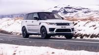 SUV hạng sang Range Rover Sport 2019 được vén màn, giá từ 68.500 USD