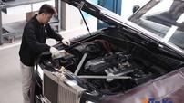 Xe siêu sang Rolls-Royce chính hãng tại Việt Nam được chăm sóc như thế nào?
