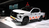 Ra mắt muộn màng nhưng Mitsubishi Triton 2019 tại trời Âu lại có động cơ và công nghệ hấp dẫn hơn xe ở Việt Nam
