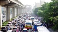 Hà Nội cân nhắc thí điểm cấm xe máy trên đường Lê Văn Lương hoặc Nguyễn Trãi