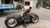 """Siêu xe tương lai mang kiểu dáng Tron Light Cycle của Đức """"Tào Phớ"""" về Việt Nam"""