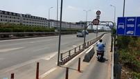 Sẽ thay dải phân cách sau tai nạn chết người trên cao tốc Long Thành