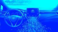 Ô tô Toyota tương lai sẽ có công nghệ xịt hơi cay chống trộm