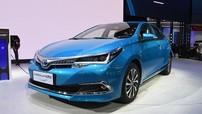 Toyota Corolla phiên bản chỉ tiêu thụ 1,3 - 4,3 lít nhiên liệu trên 100 km chính thức được bày bán