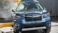 Subaru Forester 2019 đã ra mắt Việt Nam vào năm ngoái được đánh giá là xe an toàn