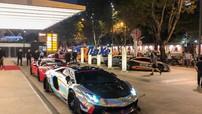 """Dàn siêu xe cực """"khủng"""" của nhà giàu Việt tham dự buổi ra mắt đại lý Aston Martin Việt Nam"""
