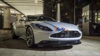 Cận cảnh chiếc siêu xe Aston Martin DB11 V8 của doanh nhân Vũng Tàu mới tậu