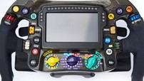 Đây là lý do tại sao các tay đua F1 không ấn nhầm nút trên tay lái cực phức tạp