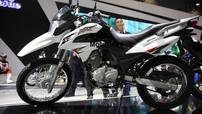 Cào cào Suzuki DR150 lộ diện, Honda CRF150L và Kawasaki KLX150 hãy coi chừng